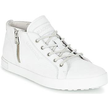 Topánky Ženy Členkové tenisky Blackstone NL35 Biela