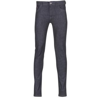 Oblečenie Muži Džínsy Slim Benetton JUSKU Modrá