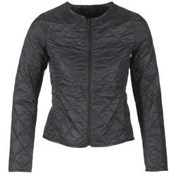 Oblečenie Ženy Vyteplené bundy Benetton JANVIOL Čierna