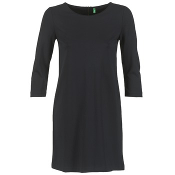 Oblečenie Ženy Krátke šaty Benetton SAVONI Čierna