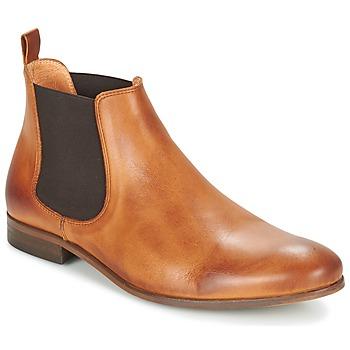 Topánky Muži Polokozačky Brett & Sons CHAVOQUE Hnedá