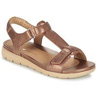 Topánky Ženy Sandále Clarks UN HAYWOOD Bronzová