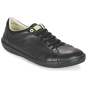 Topánky Muži Nízke tenisky El Naturalista METEO Čierna