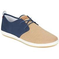 Topánky Muži Nízke tenisky Lafeyt MARTE SUMMER CHAMBRAY Námornícka modrá / Béžová
