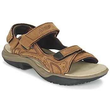 Topánky Muži Športové sandále Asolo METROPOLIS Hnedá