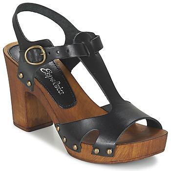 Topánky Ženy Sandále Lola Espeleta NICIA Čierna