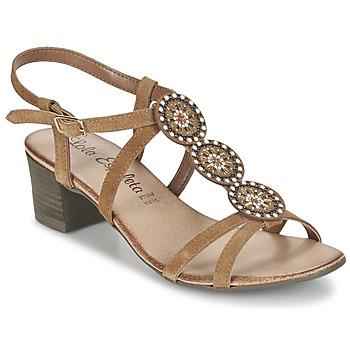 Topánky Ženy Sandále Lola Espeleta GENIAL Koňaková