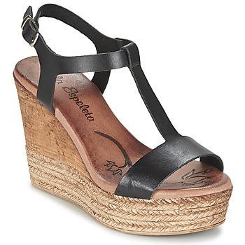 Topánky Ženy Sandále Lola Espeleta PATSY čierna