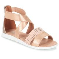 Topánky Dievčatá Sandále Bullboxer MELONILE Ružová