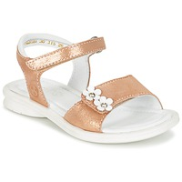 Topánky Dievčatá Sandále Mod'8 JANAH Zlatá
