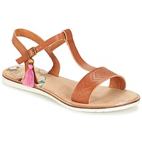 Topánky Ženy Sandále Coolway MONKY Hnedá