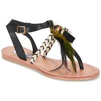 Topánky Ženy Sandále Coolway MELROSE čierna