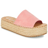 Topánky Ženy Šľapky Coolway BORA Ružová
