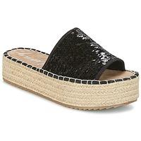 Topánky Ženy Šľapky Coolway BORABORA čierna