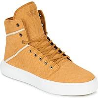 Topánky Muži Členkové tenisky Supra CAMINO Žltá