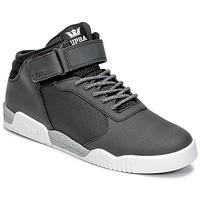 Topánky Muži Členkové tenisky Supra ELLINGTON STRAP čierna