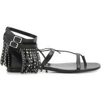 Topánky Ženy Sandále Saint Laurent 416400 B3400 1000 nero