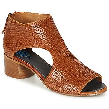 Topánky Ženy Sandále Moma JOBADA Hnedá