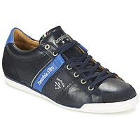 Topánky Muži Nízke tenisky Pantofola d'Oro SAVIO ROMAGNA UOMO LOW Modrá