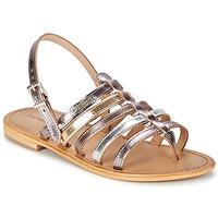 Topánky Ženy Sandále Les Tropéziennes par M Belarbi HERISSON Strieborná / Viacfarebná