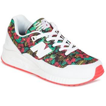 Topánky Ženy Nízke tenisky New Balance W530 Zelená / červená