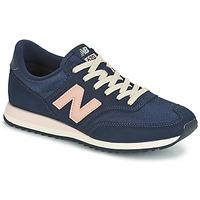 Topánky Ženy Nízke tenisky New Balance CW620 Námornícka modrá