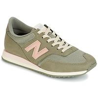 Topánky Ženy Nízke tenisky New Balance CW620 Kaki