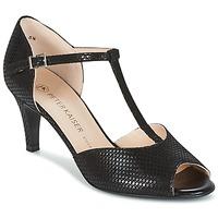 Topánky Ženy Sandále Peter Kaiser NELA čierna