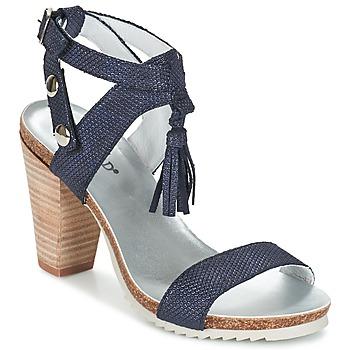 Topánky Ženy Sandále Regard RIKIL Modrá