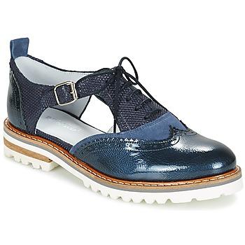 Topánky Ženy Derbie Regard ROAXI čierna