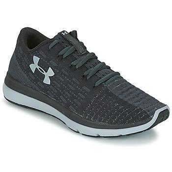 Topánky Ženy Bežecká a trailová obuv Under Armour UA W Speedchain čierna