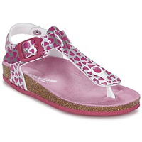 Topánky Dievčatá Sandále Agatha Ruiz de la Prada BOUDOU Ružová