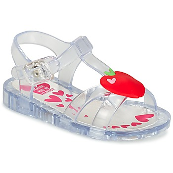 Topánky Dievčatá Sandále Agatha Ruiz de la Prada BOULINETTE Biela