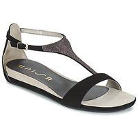 Topánky Ženy Sandále Unisa APICE čierna