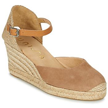 Topánky Ženy Sandále Unisa CACERES Hnedá