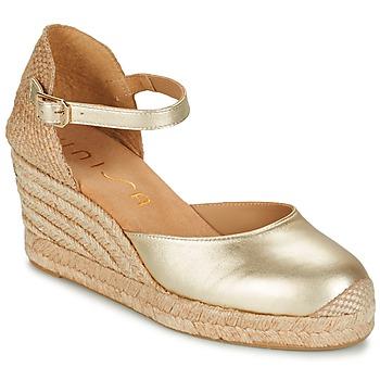Topánky Ženy Sandále Unisa CACERES Strieborná