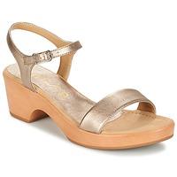 Topánky Ženy Sandále Unisa IRITA Zlatá