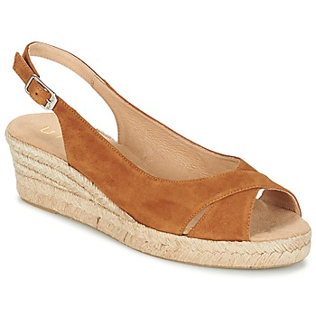 Topánky Ženy Sandále Unisa CAMPI Ťavia hnedá