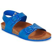 Topánky Chlapci Sandále Garvalin SOULI Modrá