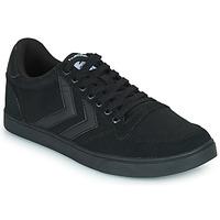 Topánky Nízke tenisky Hummel TEN STAR TONAL LOW čierna