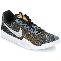 Topánky Muži Basketbalová obuv Nike MAMBA INSTINCT čierna / Biela
