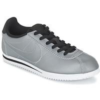 Topánky Chlapci Nízke tenisky Nike CORTEZ PREMIUM JUNIOR šedá
