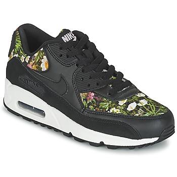 Topánky Ženy Nízke tenisky Nike AIR MAX 90 SE W čierna