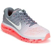 Topánky Ženy Bežecká a trailová obuv Nike AIR MAX 2017 šedá / Ružová