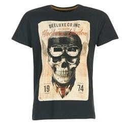 Oblečenie Muži Tričká s krátkym rukávom Deeluxe CLEM šedá / Béžová