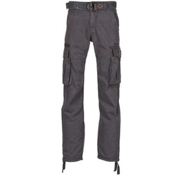 Oblečenie Muži Nohavice Cargo Deeluxe TROPERY šedá