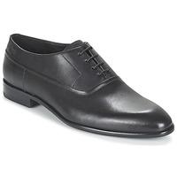 Topánky Muži Richelieu HUGO-Hugo Boss 50327201 Čierna