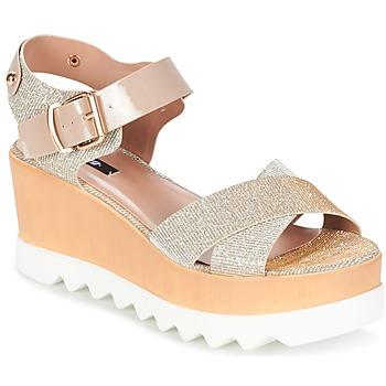 Topánky Ženy Sandále MTNG ROSTAC Svetlá telová