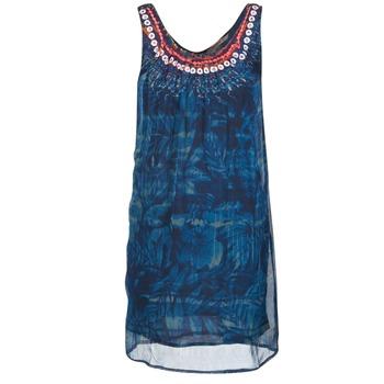 Oblečenie Ženy Krátke šaty Desigual LIORISE Modrá