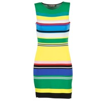 Oblečenie Ženy Krátke šaty Desigual LIURASE Viacfarebná